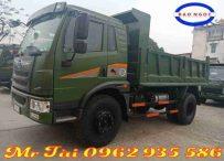 Xe tải ben Trường Giang 8,75 tấn Cabin Faw