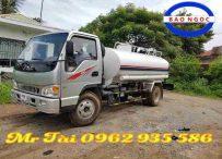 Xe phun nước rửa đường Jac 7 khối HFC 1061K3