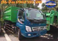 Xe chở rác thùng rời 12 khối thaco ollin 700 C