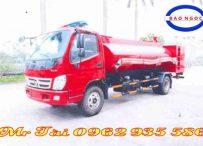 Xe chữa cháy cứu hỏa thaco ollin 700c 6,6 m3