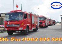 Bán xe chữa cháy cứu hỏa hino FC 4 khối