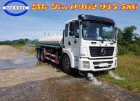 Xe phun nước rửa đường dongfeng 13 khối EURO V