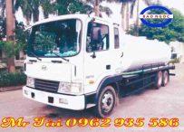 Xe hút chất thải 11 m3 hyundai hd 210
