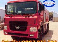 Xe chữa cháy 6 m3 hyundai hd 270