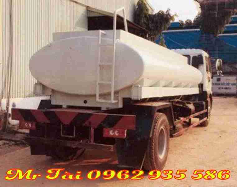 Xe phun nước rửa đường tưới cây 10 m3 thaco auman C 160