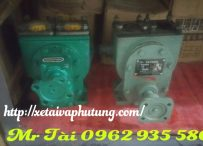 Bơm xăng dầu sử dụng cho các loại xe téc