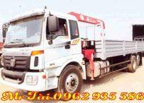 Xe tải thaco C1500 gắn cẩu Unic 3 tấn 4 đốt