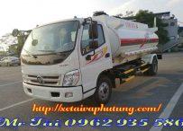 Xe Bồn Chở Xăng Dầu 9 Khối Thaco Ollin 700C