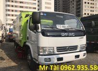 Giá Xe Quét Rác Hút Bụi Đường 5 m3 Nhãn hiệu Dongfeng 2020