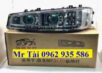 Nhập khẩu, phân phối đèn led xe tải chenglong