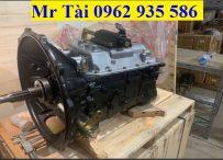 Hộp số tổng thành 653 xe thaco ollin 850 A.