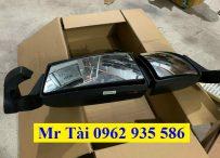 Gương chiếu hậu xe tải chenglong H7