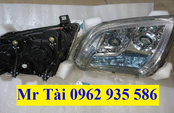 Giá bán đèn led xe tải chenglong H7