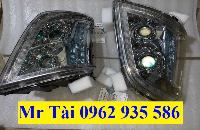 Đèn led xe tải chenglong H7